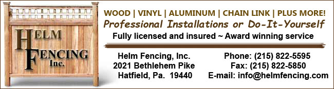 Helm Fencing Inc